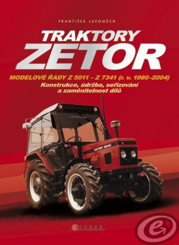 František Lupoměch: Traktory Zetor cena od 14,18 €