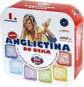 CD Nová angličtina do ucha 1. cena od 0,00 €