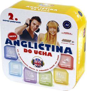 CD Nová angličtina do ucha 2.