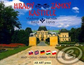 AB Art press Hrady, zámky, kaštiele (Vladimír Bárta) cena od 11,52 €