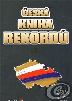 Česká kniha rekordů III. cena od 0,00 €