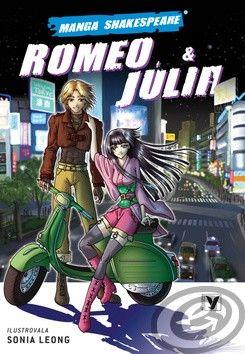 Romeo a Júlia Komiks cena od 3,95 €