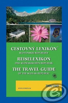 Cestovný lexikón Slovenskej republiky 2008/2009 cena od 0,00 €