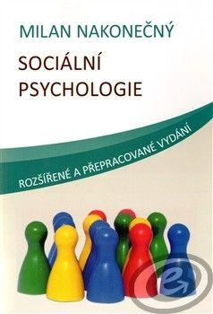 Academia Sociální psychologie (Milan Nakonečný) cena od 0,00 €