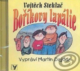 Vojtěch Steklač: Boříkovy lapálie