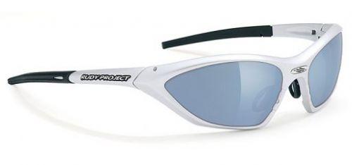 Rudy Project Ekynox SX: White pearl (Laser Černá)