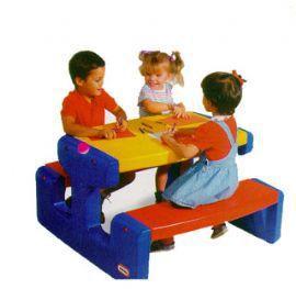 Little Tikes Piknikový stoleček velký