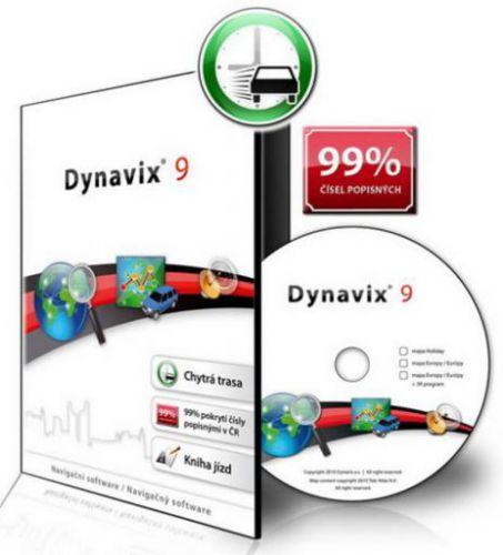 Dynavix 9 Holiday PDA