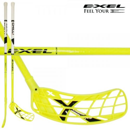 Exel Chill 3.2 yellow 95cm levá