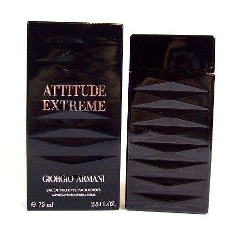 Giorgio Armani Attitude Extreme - 75 ml cena od 0,00 €