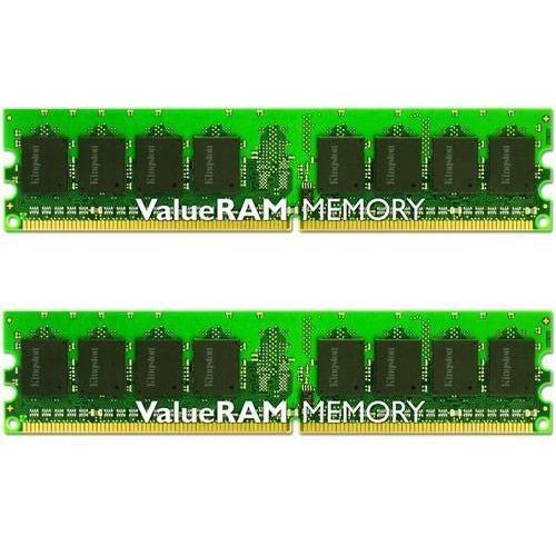 KINGSTON 2GB KIT DDR2 667MHz PC5300 CL5