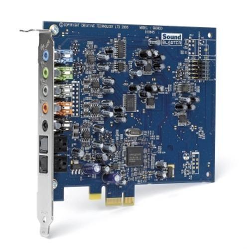 CREATIVE LABS CREATIVE SoundBlaster X-Fi Xtreme Audio PCI-E