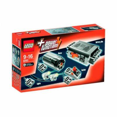 LEGO Technic - Motorová sada Power Functions