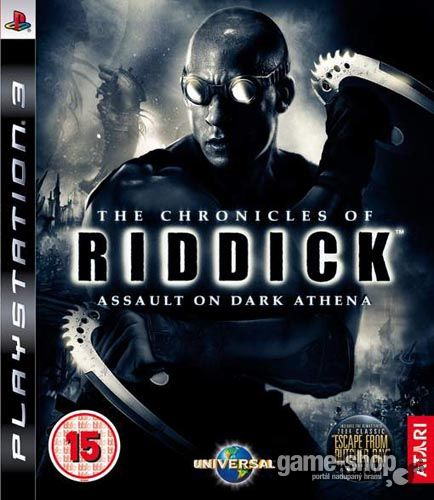 ATARI The Chronicles Of Riddick: Assault On Dark Athena cena od 0,00 €
