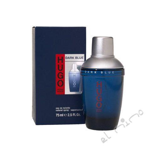 Hugo Boss Dark Blue - 75 ml