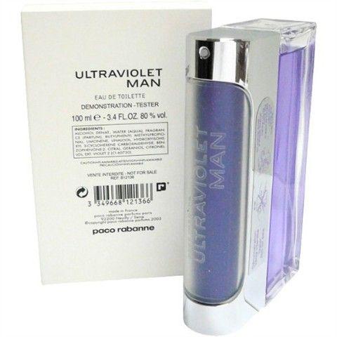 Paco Rabanne Ultraviolet Man 100 ml Tester