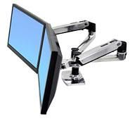 ERGOTRON LX Dual Side-by-Side Arm