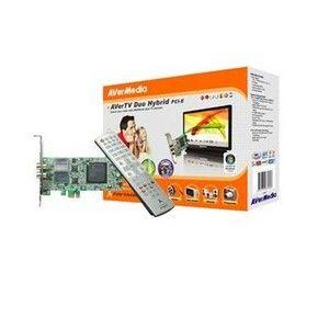 AVER AVerTV Duo Hybrid PCI-E II