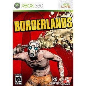 2K GAMES Xbox 360 - Borderlands cena od 0,00 €