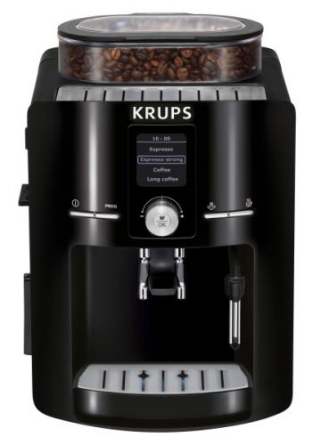KRUPS EA8250 PE Espresseria Automatic černé