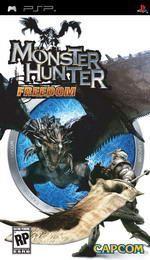 CAPCOM PSP - Monster Hunter Freedom Unite