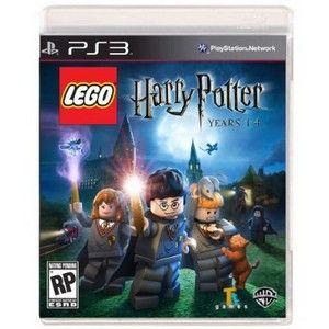 WARNER BROS PS3 - LEGO Harry Potter: Years 1-4