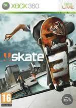 EAGAMES Xbox 360 - Skate 3