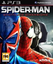ACTIVISION PS3 - Spider-Man: Shattered Dimensions