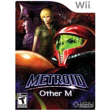NINTENDO Wii - Metroid: Other M