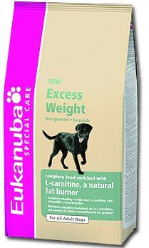 Eukanuba Daily Care Excess Weight 12,5 kg