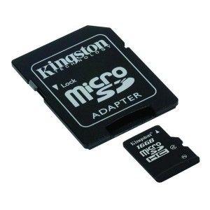 KINGSTON 16GB HC Class 4 Flash Card