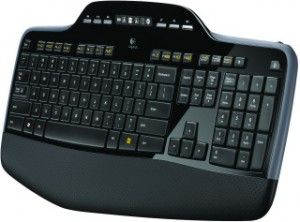 LOGITECH Wireless Desktop MK710, US , USB Unifying cena od 90,00 €