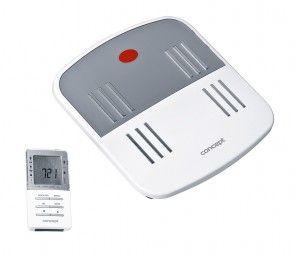 CONCEPT VO-2870 váha osobní digitální s dálkovým ovládáním