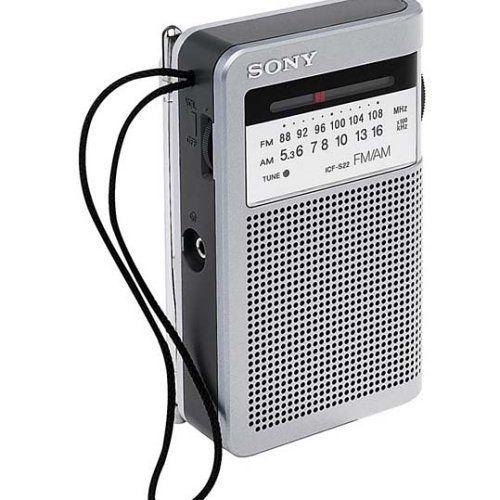 Sony ICF-S22 (ICFS22.CEV)