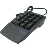 LENOVO LEN OP ThinkPlus Keyboard USB 17-Key Stealth  Numeric Keypad