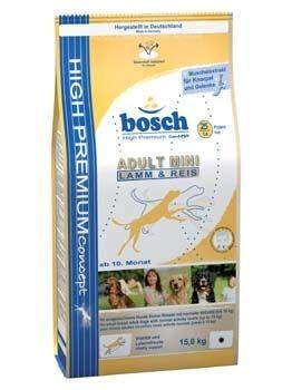 Bosch Dog Adult Mini Lamb & Rice 15 kg