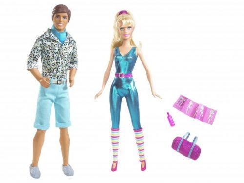 Mattel Barbie a Ken