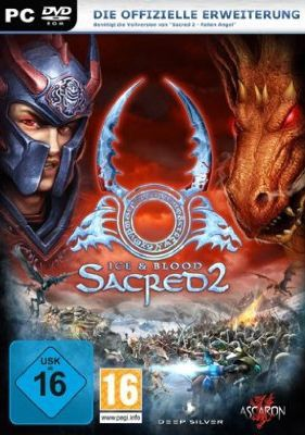 OEM Sacred 2: Ice & Blood add on cena od 0,00 €