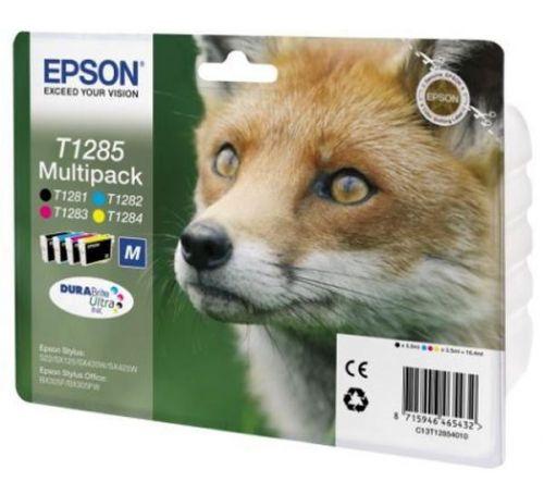 EPSON Multipack CMYK Ink Cartridge (T1285)