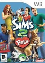 NINTENDO Wii The Sims 2 Pets