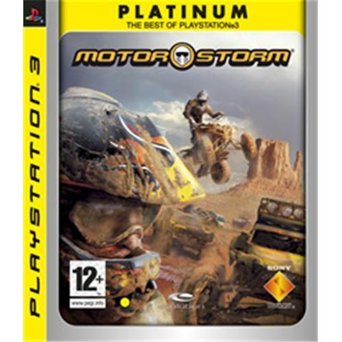 SONY PS3 MotorStorm PLATINUM
