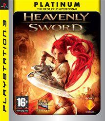 SONY PS3 Heavenly Sword PLATINUM