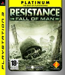 SONY PS3 Resistance: Fall of Man PLATINUM