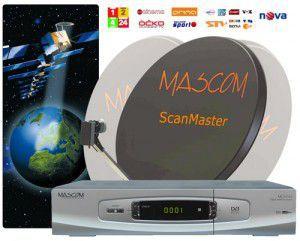 Mascom MC1101S/80SM2 stříbrná