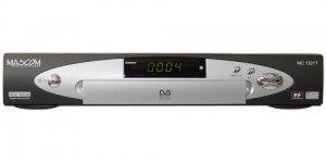 Mascom MC 1321T s HDD rekordérem