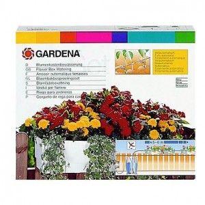 Gardena automatické zavlažování