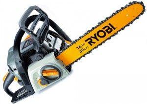 Ryobi RCS 4040 CA, motorová