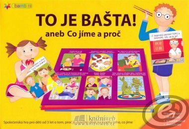4 bambini To je bašta! aneb Co jíme a proč hra cena od 0,00 €