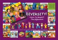 4 bambini Diversity Learn To Respect, The Difference cena od 0,00 €