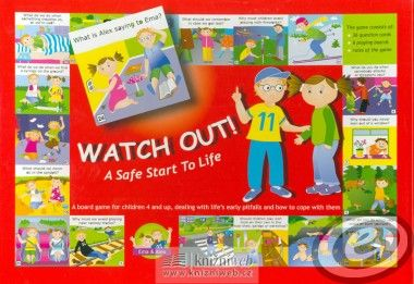 4 bambini Watch out! A Safe Start To Life cena od 0,00 €